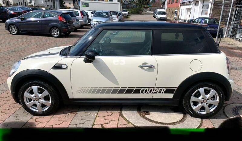 MINI COOPER PEPPER 1.6i 120CV 2008