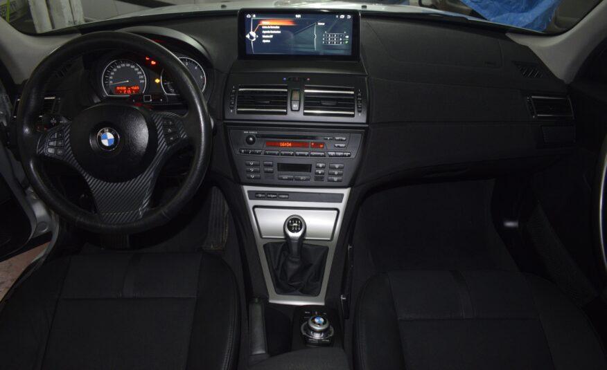 BMW X3 2.0d 163CV 2005